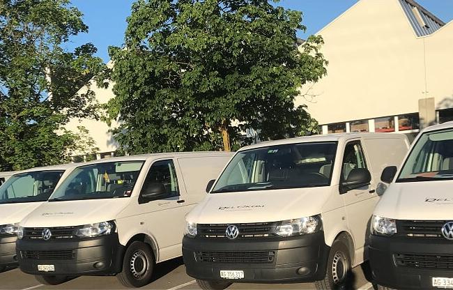 VW Fahrzeuge Deltakom